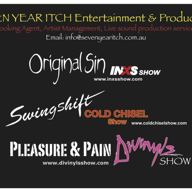 Swingshift cold chisel show