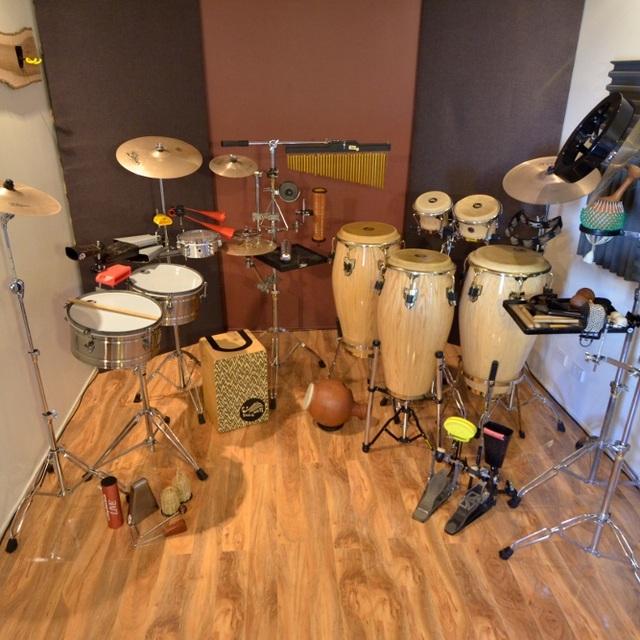 Multi Percussionist