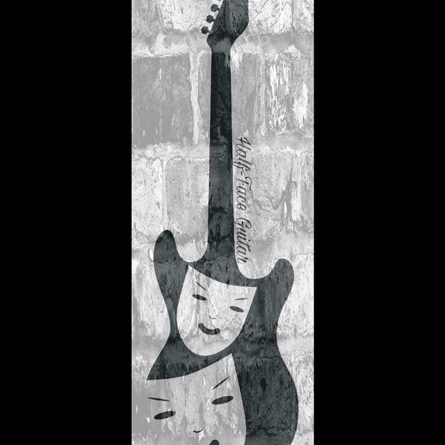 Half-Face Guitar