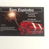 Sam Explodes